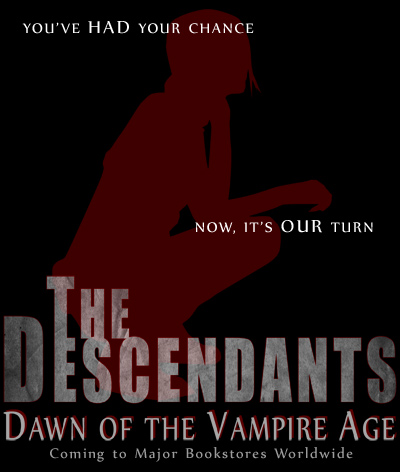 The Descendants - Dawn of the Vampire Age